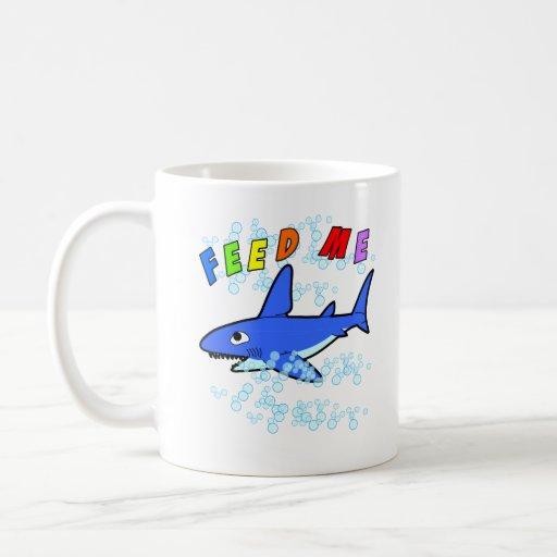 Aliménteme la taza