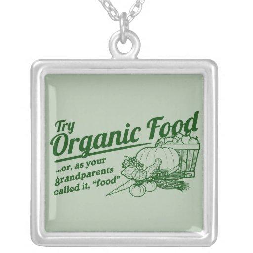 """Alimento biológico - sus abuelos lo llamaron la """"c joyerias personalizadas"""