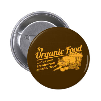 """Alimento biológico - sus abuelos lo llamaron la """"c pin"""