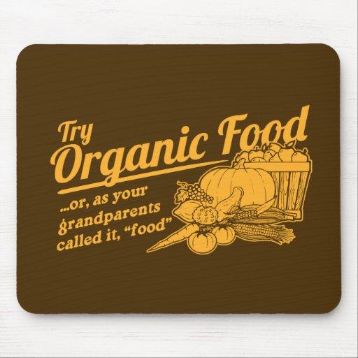 """Alimento biológico - sus abuelos lo llamaron la """"c alfombrilla de raton"""