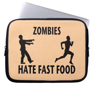 Alimentos de preparación rápida del zombi manga portátil