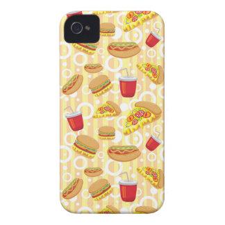 Alimentos de preparación rápida iPhone 4 coberturas