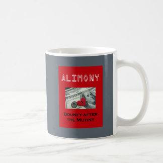 Alimony – Bounty after the Mutiny Coffee Mug