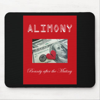 Alimony – Bounty after the Mutiny Mouse Pad