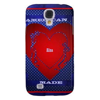 Alina Samsung Galaxy S4 Case