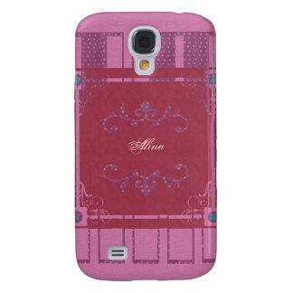 Alina Galaxy S4 Cover