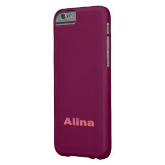 Alina Purple iPhone 6 case