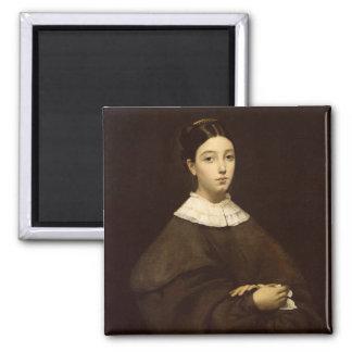 Aline Chasseriau  1835 Magnet