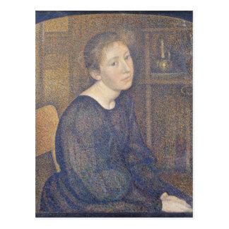Aline Marechal 1892 Tarjeta Postal