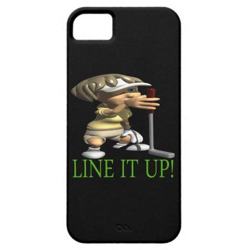 Alinéelo iPhone 5 Carcasas