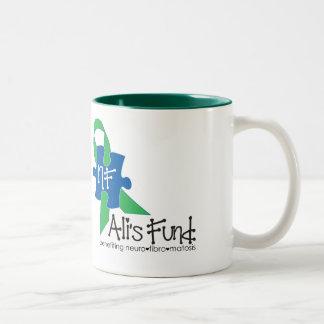 Ali's Fund Mug