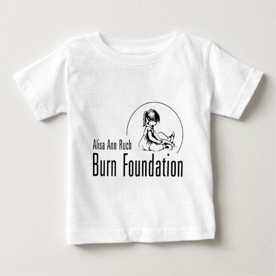 Alisa Ann Ruch Burn Foundation Gifts Baby T-Shirt