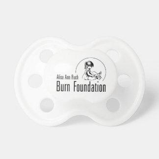 Alisa Ann Ruch Burn Foundation Gifts BooginHead Pacifier