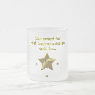 Alisa: El premio para el mejor diseño del traje Taza De Cristal