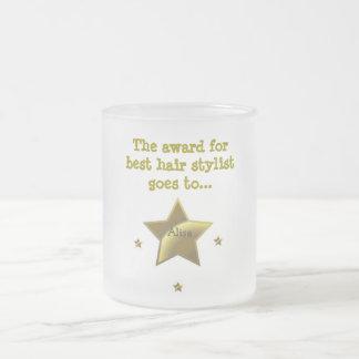 Alisa: El premio para el mejor estilista Taza De Cristal