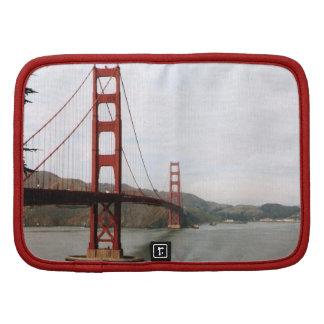 Alisadora del día de San Francisco de puente Golde Planificadores
