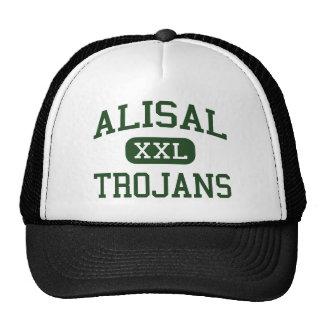 Alisal - Trojans - High - Salinas California Trucker Hat