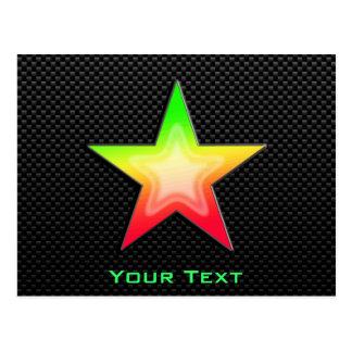 Alise la estrella tarjetas postales