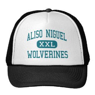 Aliso Niguel - Wolverines - High - Aliso Viejo Trucker Hat