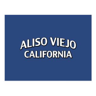 Aliso Viejo California Tarjeta Postal