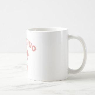 Aliso Viejo Pink Girl Classic White Coffee Mug