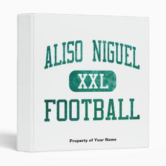 Aliso Viejo Wolverines Football Binder