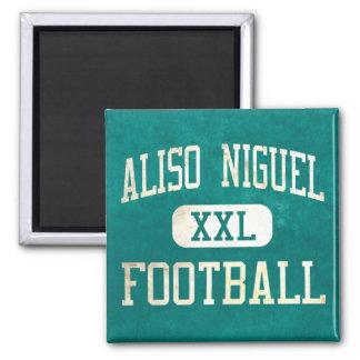 Aliso Viejo Wolverines Football Magnet