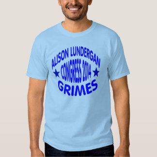 Alison Lundergan Grimes for Congress 2014 Tee Shirt