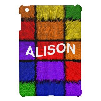 ALISON (nombres femeninos)