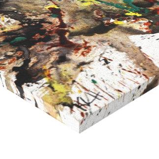 Aliste para colgar - la impresión original del ext impresiones en lienzo estiradas