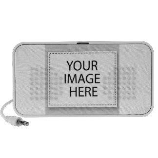 Aliste para corregir/costomize iPod altavoz
