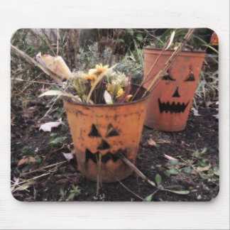 Aliste para el cojín de ratón de Halloween Alfombrillas De Ratones