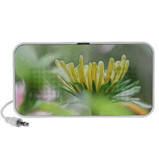 Aliste para florecer - Rudbeckia Laptop Altavoces