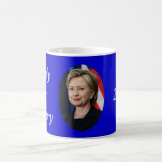 Aliste para Hillary 2016 Taza De Café