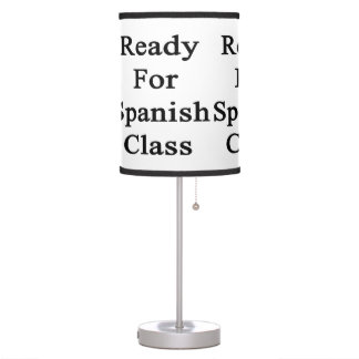 Aliste para la clase española