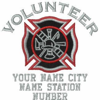 Aliste para personalizar la insignia voluntaria de camiseta polo