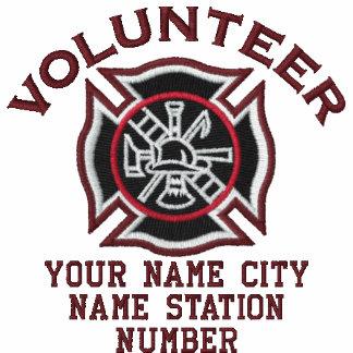 Aliste para personalizar la insignia voluntaria de polo bordado