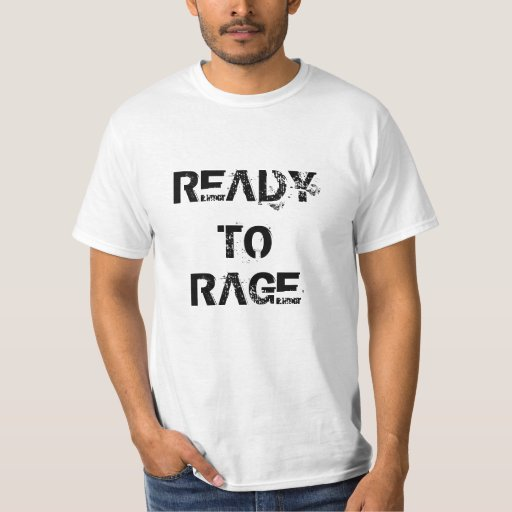 ALISTE PARA RABIAR camiseta Camisas