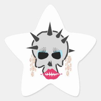 Aliste para salir colcomanias forma de estrella