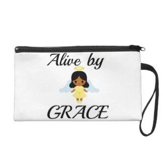 Alive by GRACE Wristlet