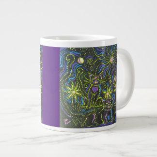 Alive Giant Coffee Mug