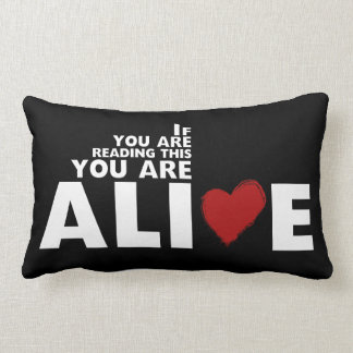 ALIVE PILLOW