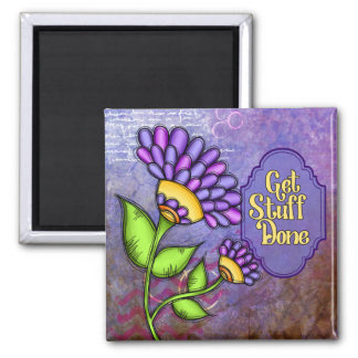 Alive Positive Thought Magnet