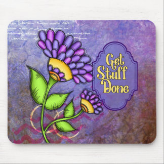 Alive Positive Thought Mousepad
