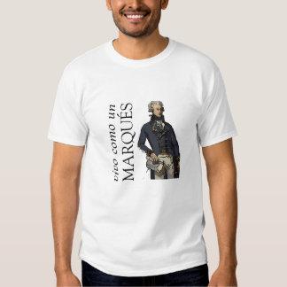Alive t-shirt like a Marquess