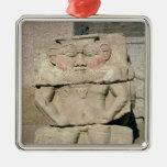 Alivio de dios egipcio del hogar, Bes Ornamentos Para Reyes Magos