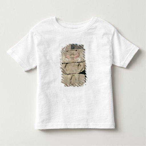Alivio de dios egipcio del hogar, Bes T-shirts