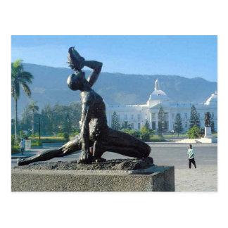 ALIVIO DEL TERREMOTO DE HAITÍ POSTALES