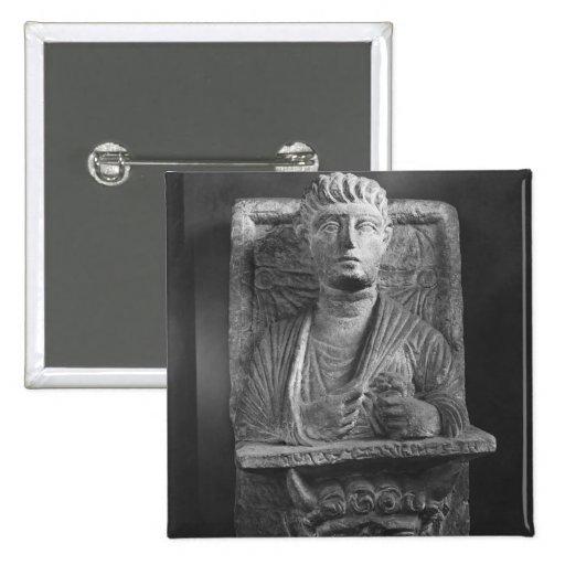 Alivio funerario de Athenourou, del Palmyra Pins