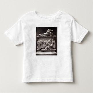 Alivio que representa a pañeros camiseta